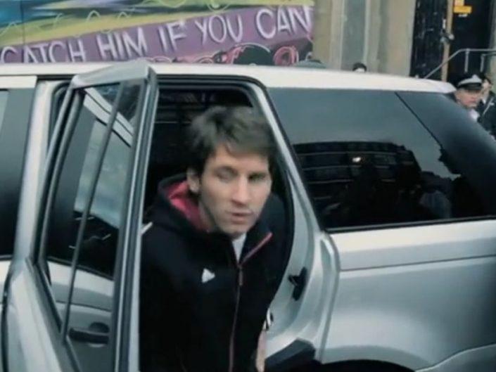 Adidas - Messi Ballon d'Or