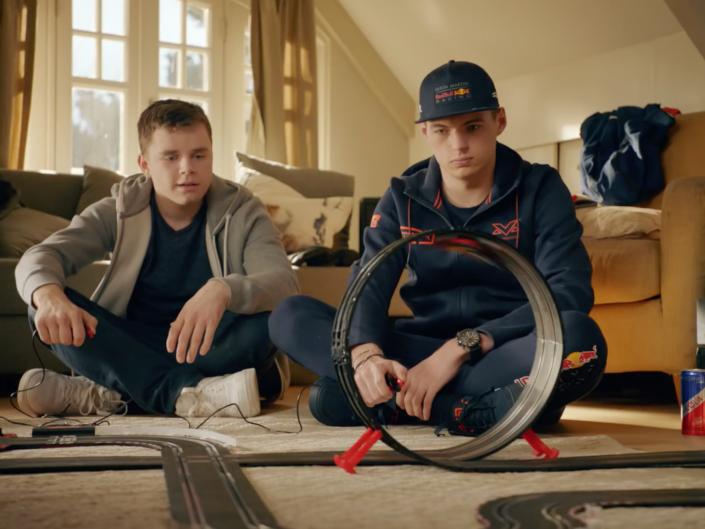 Jumbo - Racedagen met Max Verstappen