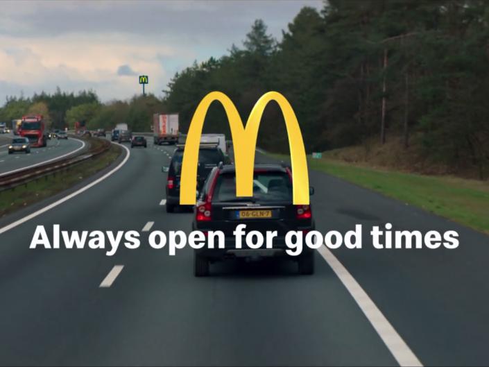 McDonald's - Dagje uit